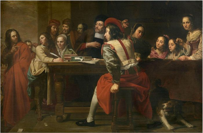 jacob_van_oost_-_the_calling_of_st_matthew
