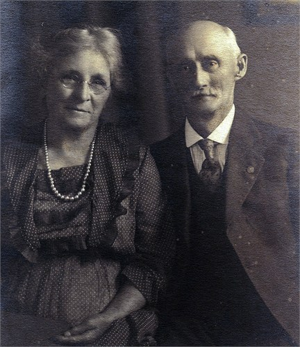 Francis and Harriett Spitler