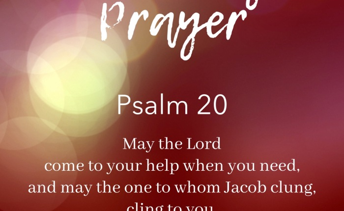Ordinary Prayer: Psalm 20